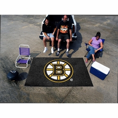 Boston Bruins Large Utility Mat