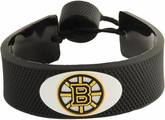 Boston Bruins NHL Classic Hockey Bracelet