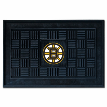 Boston Bruins Outdoor Mat
