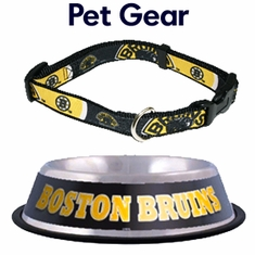 Boston Bruins Pet Items