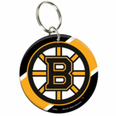 Boston Bruins Premium Acrylic Key Ring