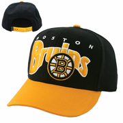 "Boston Bruins ""Randall"" Snap-Back Cap"