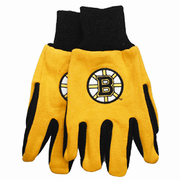Boston Bruins Utility Gloves