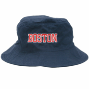 Boston Bucket Hat (Navy)