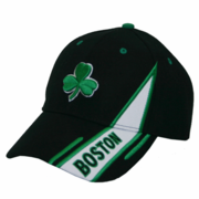 Boston Cap Shamrock Style