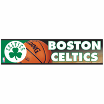 Boston Celtics 3x12 Bumper Sticker