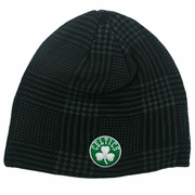 Boston Celtics Black Beanie