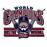 Boston Champions 2013 Sticker