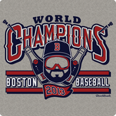 Boston Champions 2013 T-Shirt