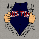 Boston ''Fan of Steel'' T-Shirt