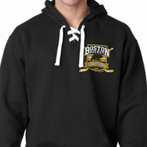 Boston Hockey PHP Athletic Hoodie