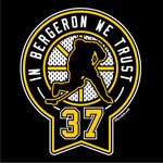 Boston In Bergeron We Trust T-Shirt