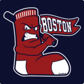 Boston Mad Battah T-Shirt