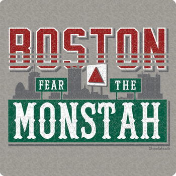 Boston Monstah T-Shirt