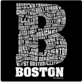 Boston Neighborhood T-Shirt
