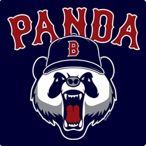 Boston Panda T-Shirt