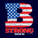 Boston Pride (B Strong) Sticker