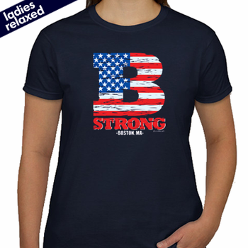 Boston Pride (B Strong) T-Shirt