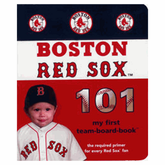 Boston Red Sox 101, My First Red Sox Book