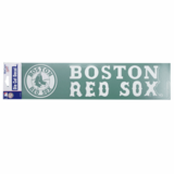 Boston Red Sox 4x16 Window Sticker