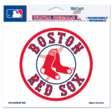 Boston Red Sox 5x6 Classic Logo Ultra Decal