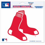Boston Red Sox 5x6 Double Sox Ultra Decal