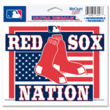 Boston Red Sox 5x6 RS Nation Ultra Decal