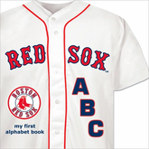 Boston Red Sox ABC Book
