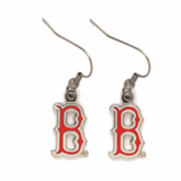 Boston Red Sox ''B'' Earrings