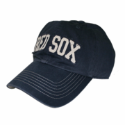 Boston Red Sox Big Arch Frayed Cap