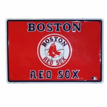 Boston Red Sox Classic Logo (Red Sign)