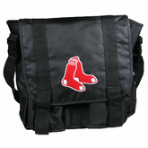 Boston Red Sox Deluxe Diaper Bag