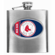 Boston Red Sox Flask