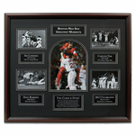 "Boston Red Sox Greatest Moments (22x26"" Framed and Matted)"
