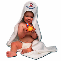 Boston Red Sox Hooded Baby Towel