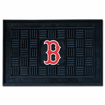 Boston Red Sox Outdoor Door Mat