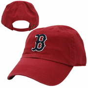 Boston Red Sox Red Adjustable Cap (Navy B)