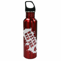 Boston Red Sox Red Aluminum Sports Bottle