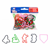 Boston Red Sox Silly Bands (Logo Bandz)