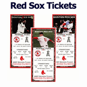Boston Red Sox Tickets & Schedule
