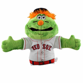 Boston Red Sox Wally Mascot Hand Puppet