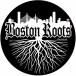 Boston Roots Sticker