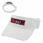 Boston Sport Visor - White