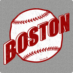 Boston Stitch Retro T-Shirt