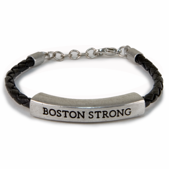 Boston Strong Metal Bracelet