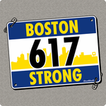 Boston Strong Runners Bib T-Shirt