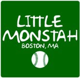 Boston T-Shirt, Little Monstah