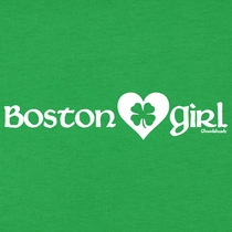 Boston Girl Clover T-Shirt
