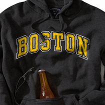 Boston Hockey Tailgater Hoodie