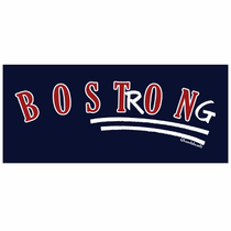 Bostrong Arch Sticker